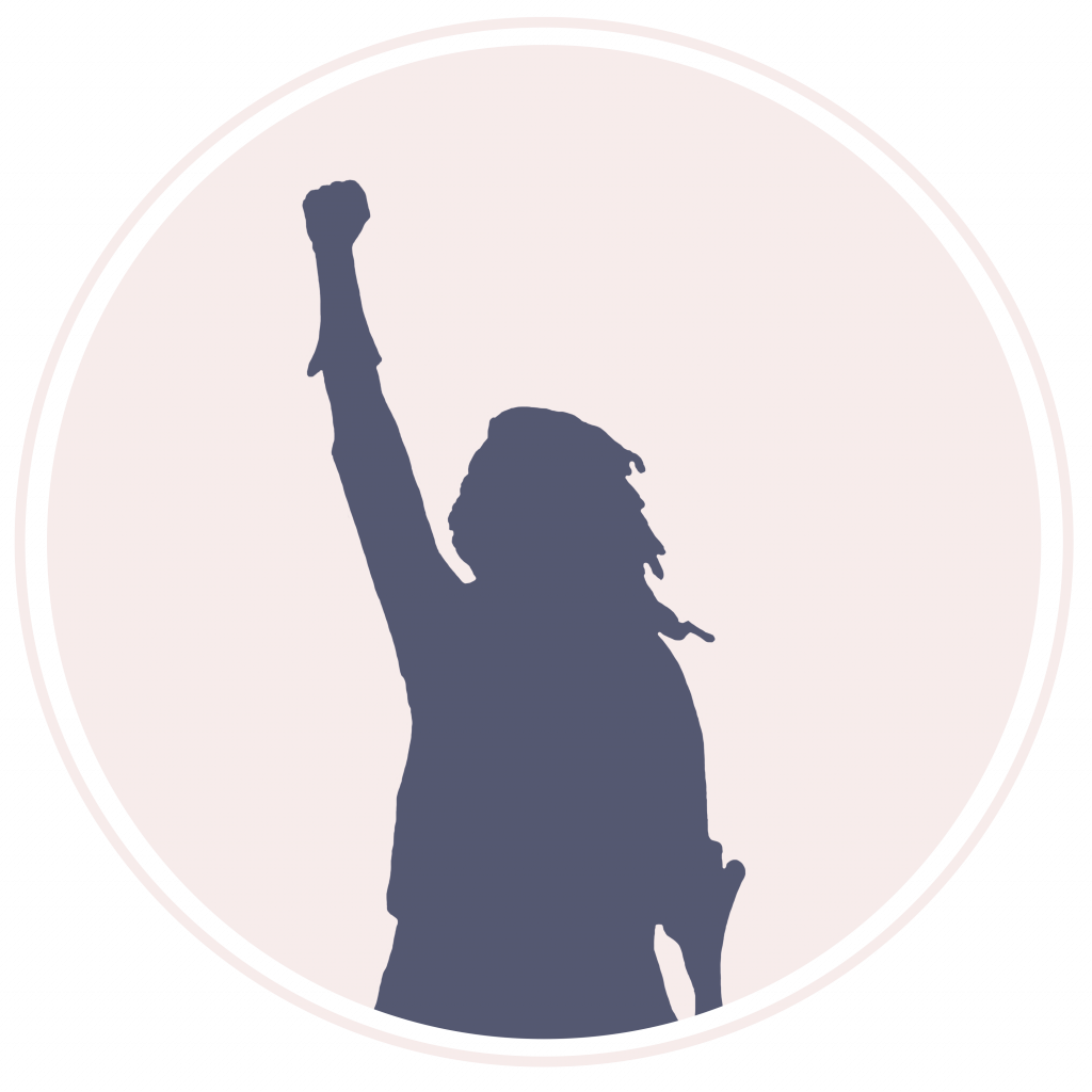 Health Warriors Light Round Logo
